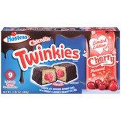Hostess Twinkies Chocodile Cherry Limited Edition Cakes