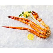 Large Cooked Crab King Claws