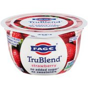 FAGE Strawberry Greek Strained Yogurt
