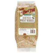 Bob's Red Mill Wheat Berries, Hard White, Organic