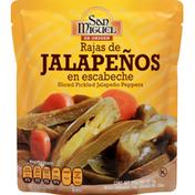 San Miguel Jalapeno Peppers, Sliced Pickled