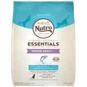 Nutro Natural Choice White Fish & Whole Brown Rice Indoor Adult Cat Food