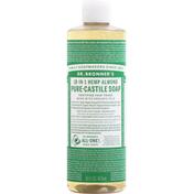 Dr. Bronner's Hemp Almond Pure Castile Soap