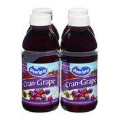 Ocean Spray Cran-Grape Juice - 4 PK