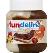 Fundelina Chocolate-Hazelnut Spread, Chocolate Vanilla
