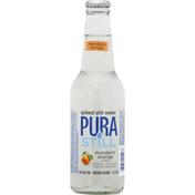 Pura Still Still Water, Spiked, Mandarin Orange