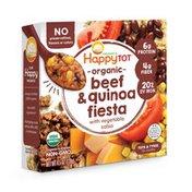 Happy Tot Beef & Quinoa Fiesta with Vegetable Salsa