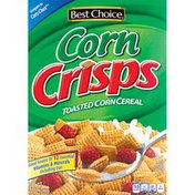 Best Choice Corn Squares Cereal