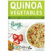 Pereg Natural Foods Quinoa with Vegetables, Non-GMO, Gluten-Free, Vegan, Kosher