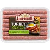 Johnsonville Fresh Turkey Original Breakfast Sausage