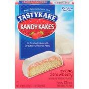 Tastykake Kandy Kakes Spring Strawberry Tastykake Kandy Kakes Spring Strawberry Cakes