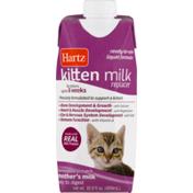 Hartz Kitten Milk Replacer