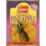 Lieber's Pineapple, Tidbits