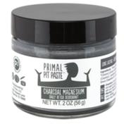 Primal Pit Paste Charcoal Magnesium Deodorant
