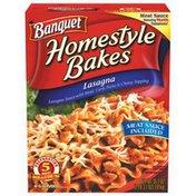 Banquet Homestyle Bakes Lasagna