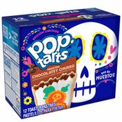 Kellogg's Pop-Tarts Toaster Pastries, Breakfast Foods, Limited Edition Día de Muertos, Frosted Chocolatey Churro