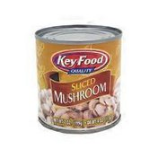 Key Food Sliced Mushrooms