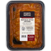 Bourbon Brothers Premium Meals, Buffalo-Style Chicken