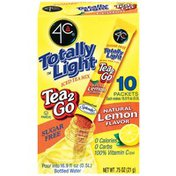 4C Foods Itm-Tl Tea2go Lemon Itm-Stix