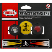 Bell Light Set, LED, Silicon, Meteor 350