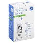 GE Blood Glucose Monitoring System, Auto Coding