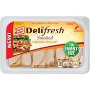 Oscar Mayer Deli Fresh Smoked Chicken Breast Lunch Meat