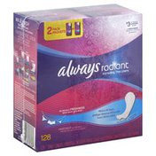 Always Daily Liners, Incredibly Thin, Regular, Unscented, 2 Pack