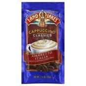 Land O Lakes Hot Cappuccino Mix, Amaretto Italia