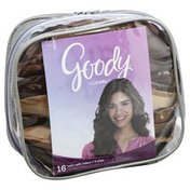 Goody Rollers, Satin Soft, 2 Sizes