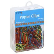 For Keeps Paper Clips, Assorted Colors