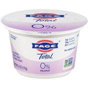 FAGE Total Nonfat Greek Strained Yogurt