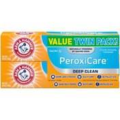 Arm & Hammer PeroxiCare Deep Clean Clean Mint Toothpaste