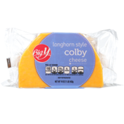 Big Y Colby Longhorn Style Cheese
