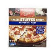 Mama Cozzi's Pizza Kitchen Pepperoni Stuffed Crust Pizza