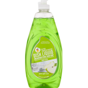 Ahold Ultra Concentrated Dish Liquid and Antibacterial Hand Soap Green Apple Scent