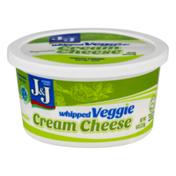 J&j Cream Cheese Whipped Veggie