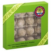 Lone Palm Coconut Balls, Key Lime