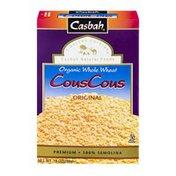 Casbah Organic Whole Wheat Cous Cous Original
