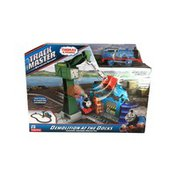Fisher-Price Thomas The Train Trackmaster Demolition at The Docks Set