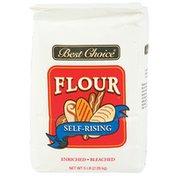 Best Choice Enriched Self Rising Flour Bleached