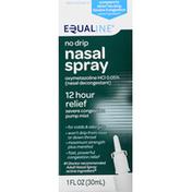 Equaline Nasal Spray, No Drip, 12 Hour Relief