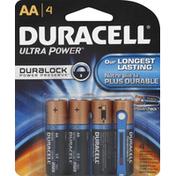 Duracell Batteries, Alkaline, Digital, AA