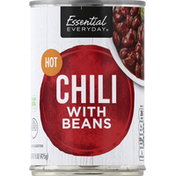 Essential Everyday Chili with Beans, Hot