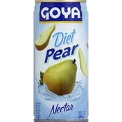 Goya Diet Pear Nectar