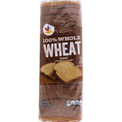 Ahold Bread, 100% Whole Wheat
