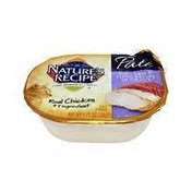 Nature's Recipe Culinary Favorites Real Chicken & Tuna In Gravy Cat Food