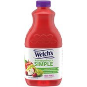 Welch's Fruit Punch Flavored Juice Beverage
