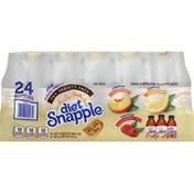 Snapple Diet Tea 3 Flavor Variety Pack