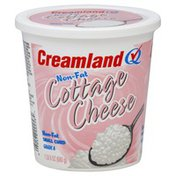 Creamland Cottage Cheese, Small Curd, Non-Fat