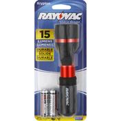 Rayovac Flashlight